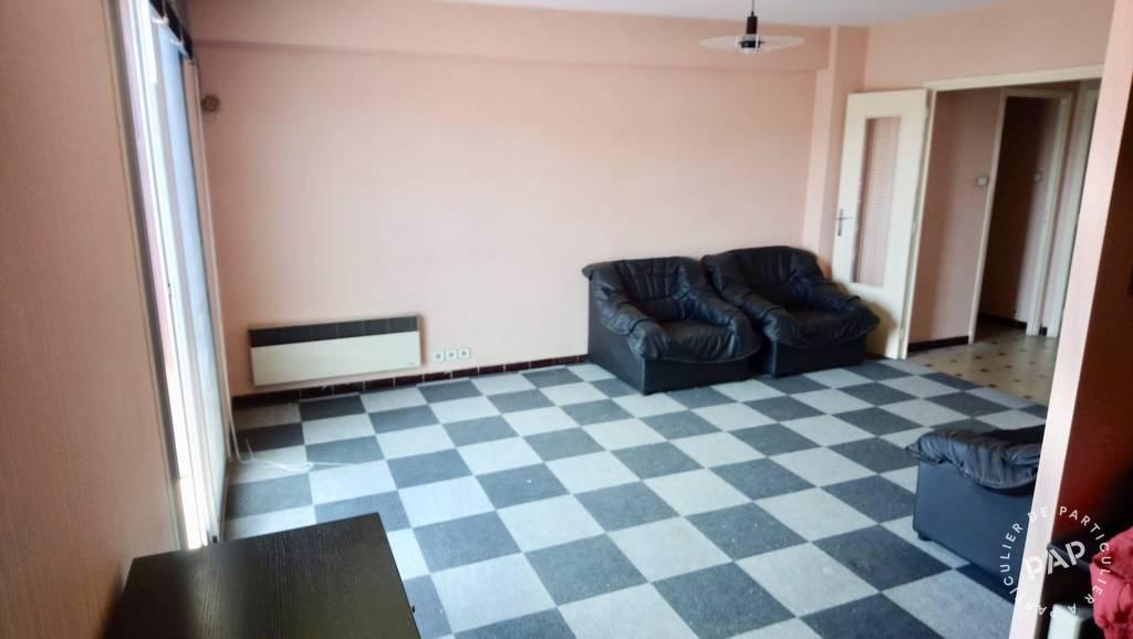 Vente Appartement Marseille 3E 80m² 110.000€