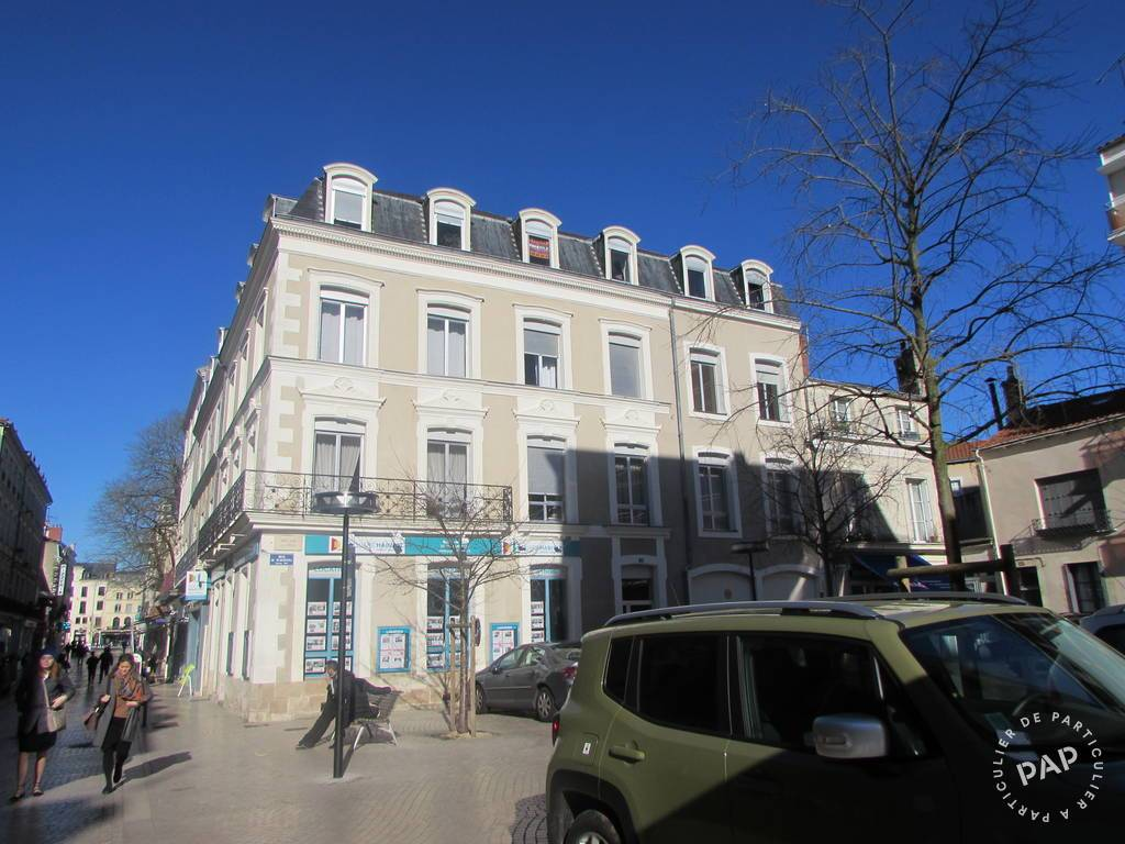 Location Appartement Poitiers (86000) 28 m² 430 €