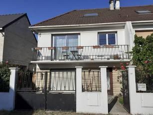 Vente maison 123m² Sartrouville (78500) - 471.000€