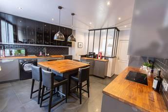 Vente appartement 5pièces 108m² Suresnes (92150) - 859.000€