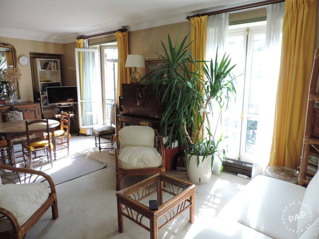 Vente Appartement Paris 5E 57 m² 760.000 €