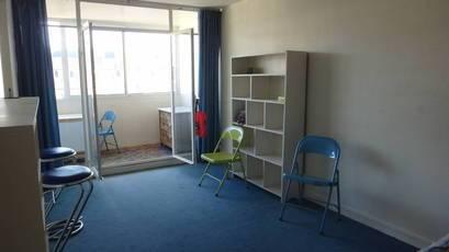 Location meublée studio 38m² Paris 15E - 1.150€