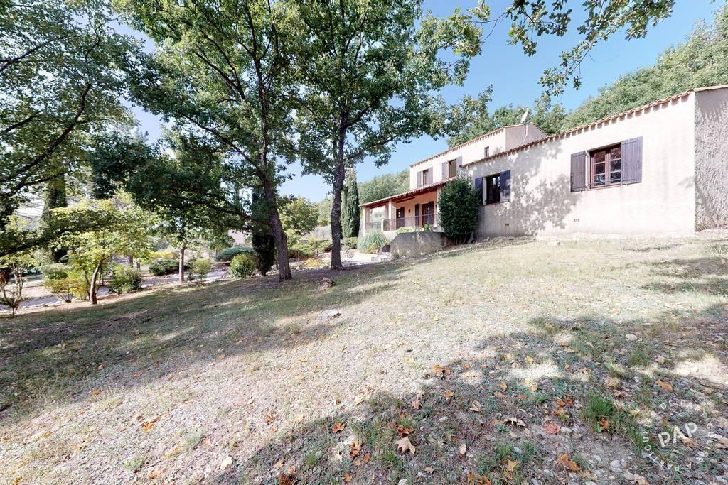 Vente maison 7 pièces Roumoules (04500)