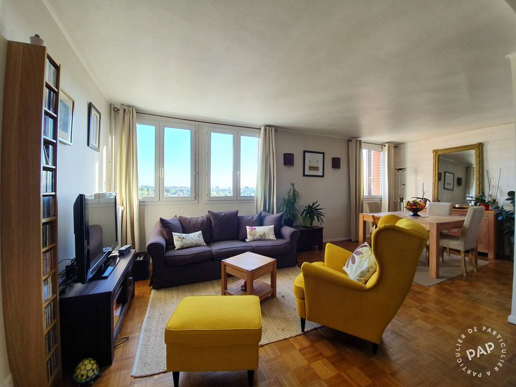 Vente Appartement Les Pavillons-Sous-Bois (93320) 60m² 164.000€