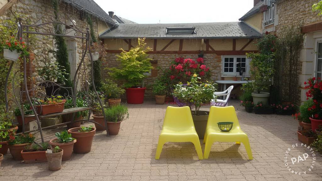 Vente Maison Epieds-En-Beauce (45130) 148m² 180.000€