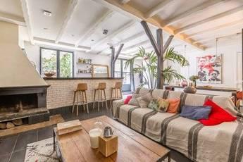 Location meublée appartement 3pièces 73m² Paris 16E - 2.500€