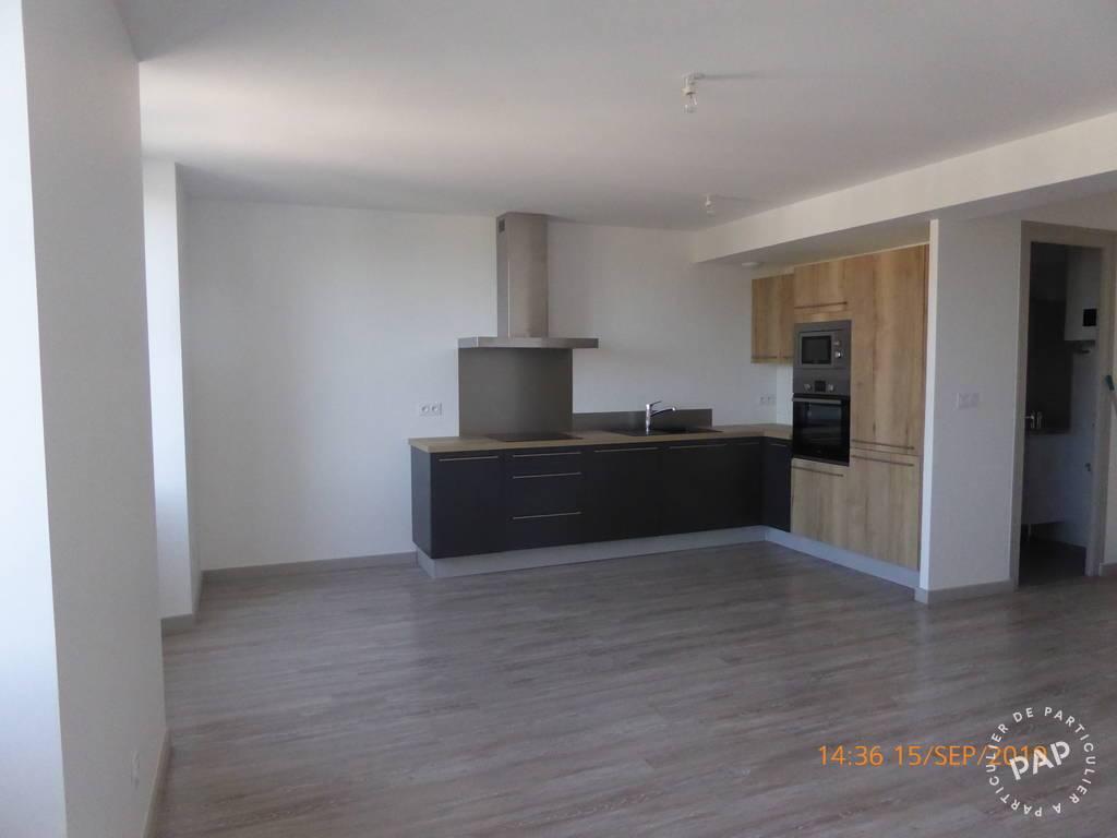 Vente Appartement Bons-En-Chablais (74890) 61m² 233.000€