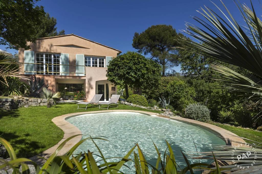 Vente Maison Roquefort-Les-Pins 250m² 1.150.000€