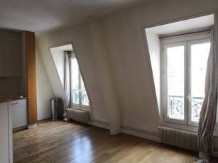 Location appartement 2pièces 44m² Paris 17E - 1.350€