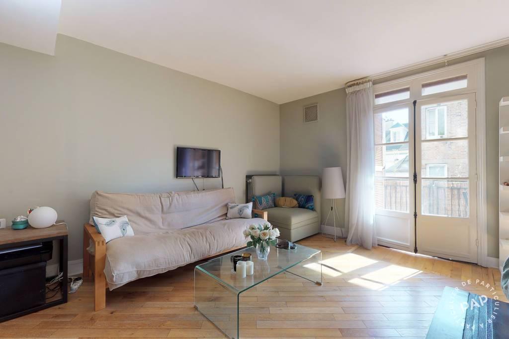Vente Appartement Loi Carrez Paris 18E
