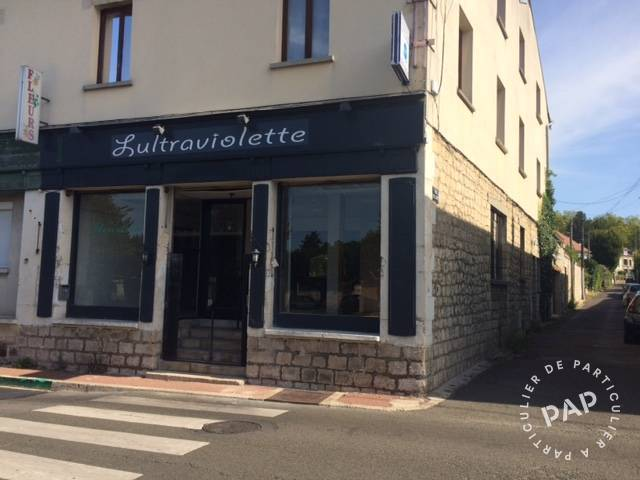 Location Local commercial Coye-La-Foret (60580)
