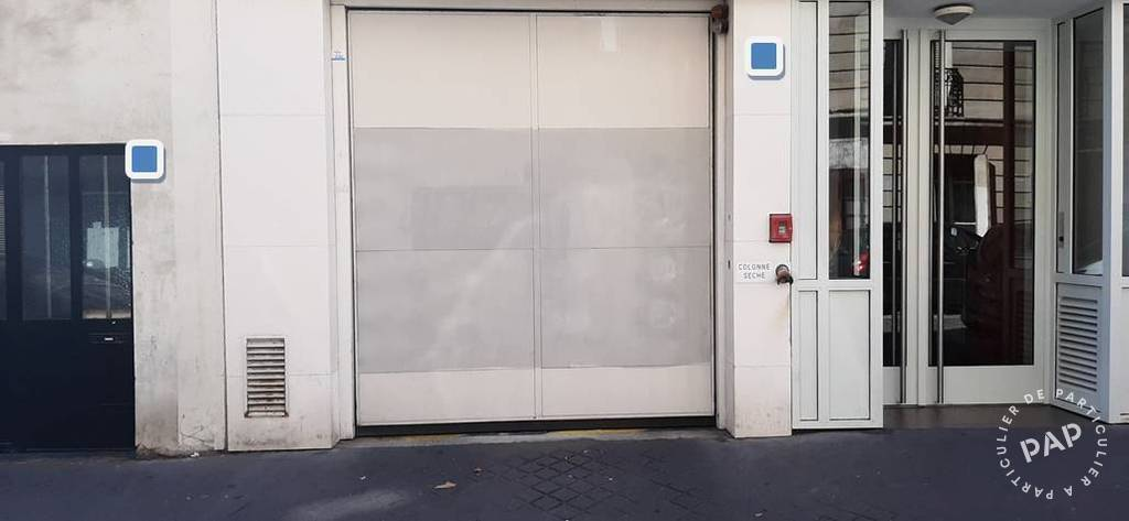 Vente Garage, parking Paris 20E