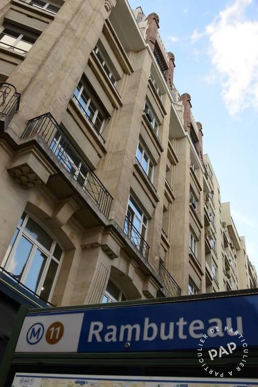 Location Local commercial Paris 3E