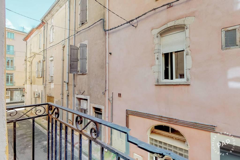 Vente immobilier 117.000€ Bedarieux (34600)