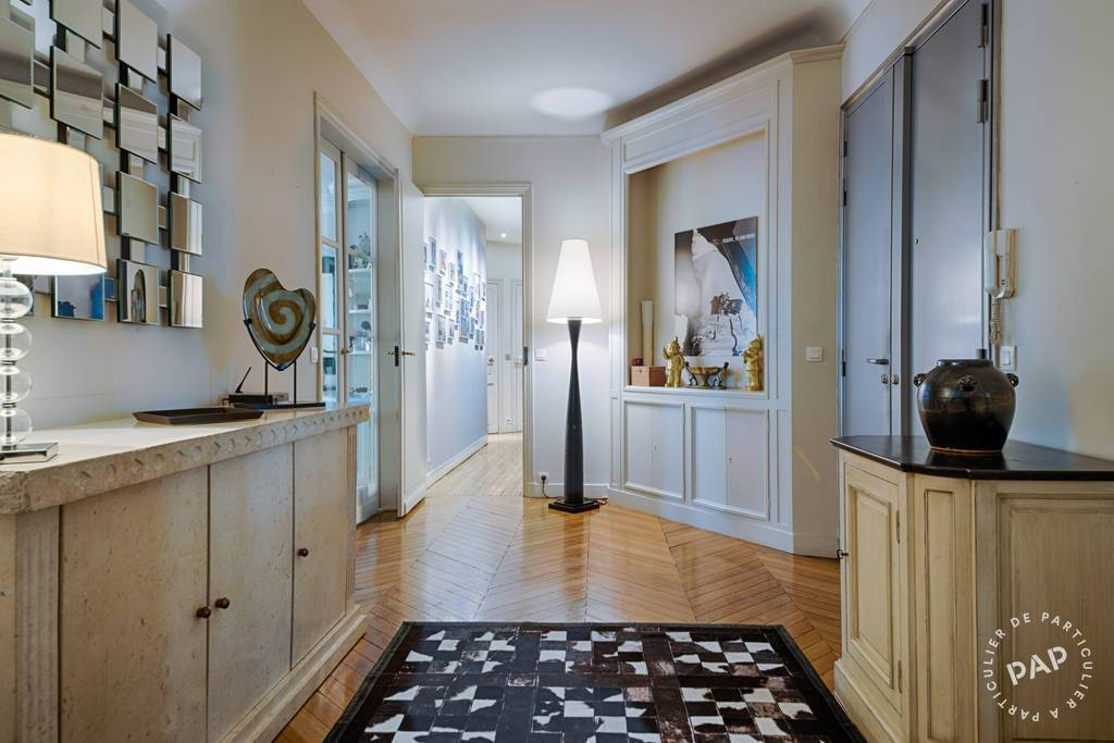 Vente immobilier 2.136.000€ Paris 17E