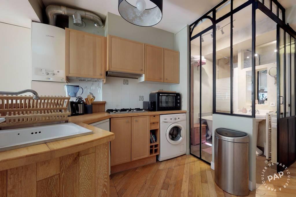 Vente immobilier 590.000€ Loi Carrez Paris 18E