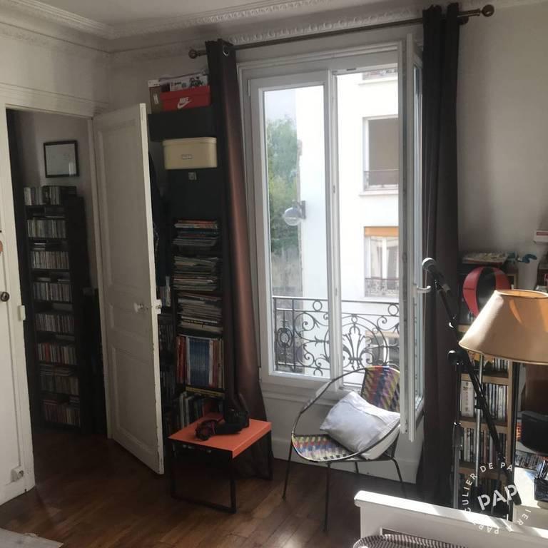 Vente immobilier 418.000€ Paris 20E