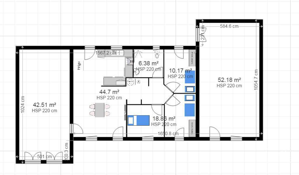 Maison Prefontaines (45490) 165.000€