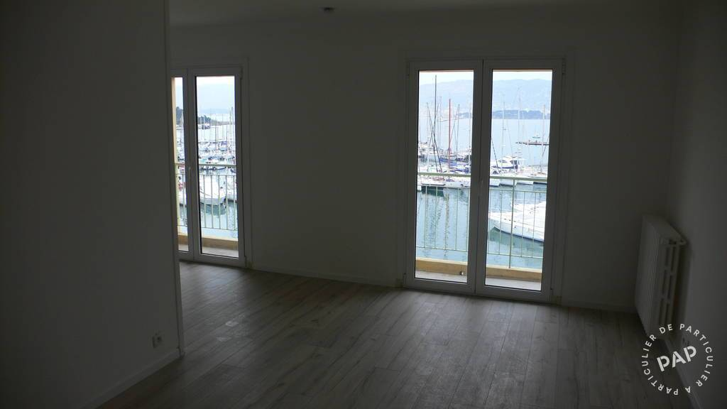 Appartement Saint-Mandrier-Sur-Mer (83430) 990€