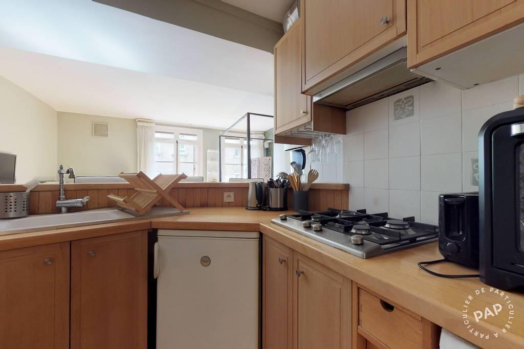 Appartement Loi Carrez Paris 18E 590.000€