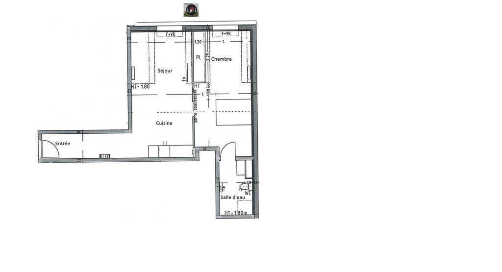 Appartement Saint-Leu-La-Foret (95320) 219.000€
