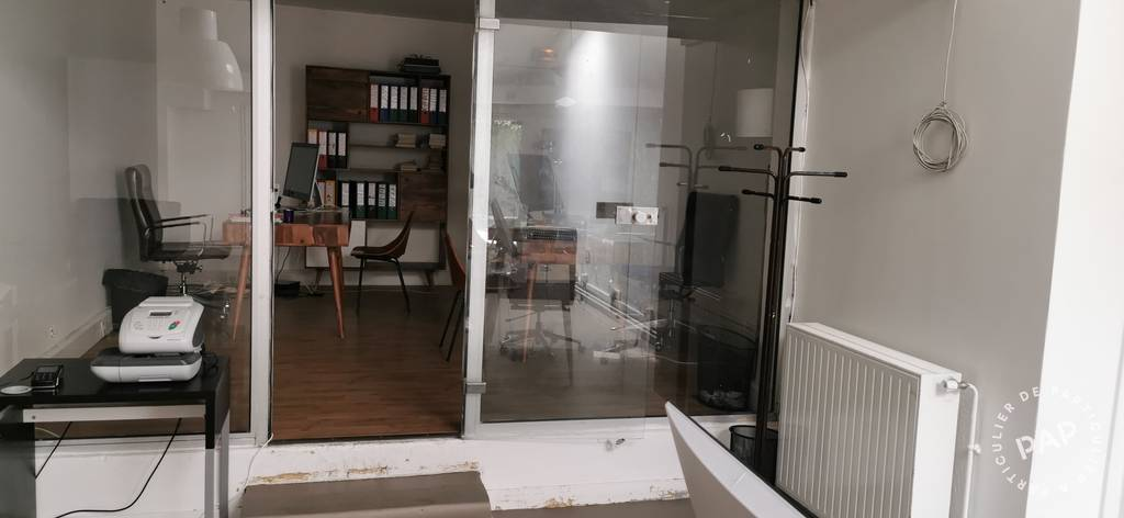 Location Local commercial 400m²