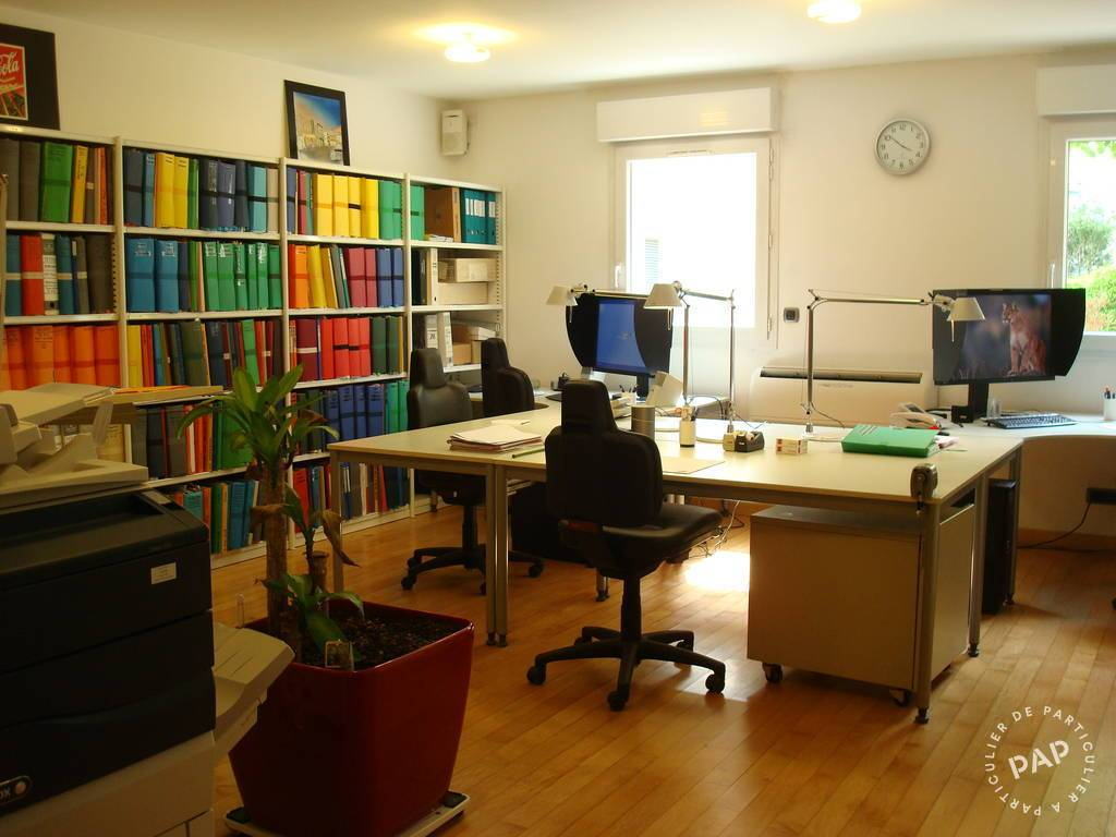 Location Bureaux et locaux professionnels 96m²