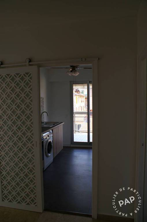 Appartement 980€ 48m² Nice Est (Tnl)