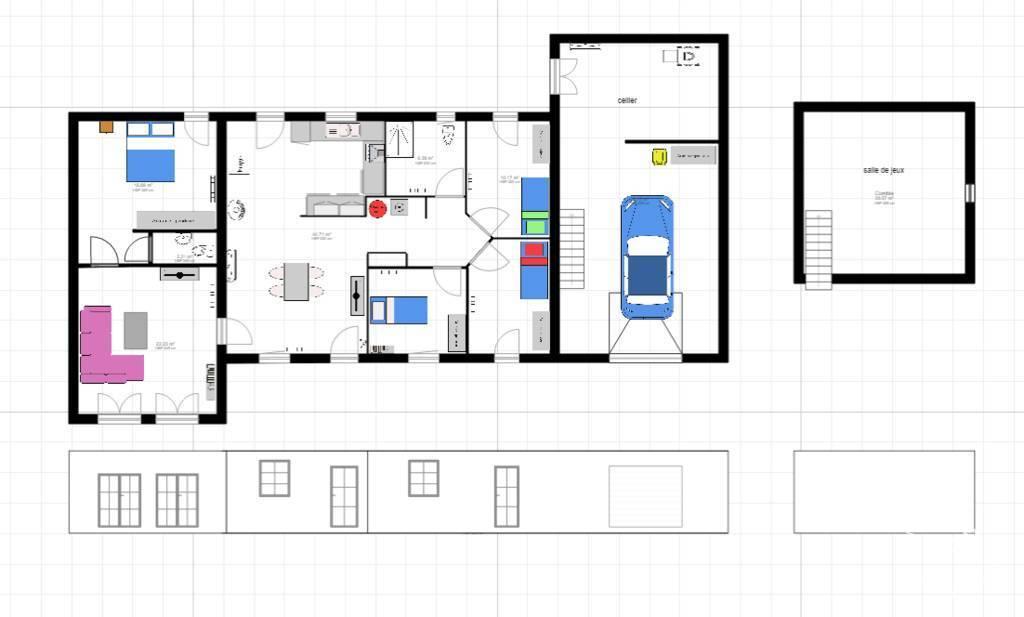 Maison 165.000€ 125m² Prefontaines (45490)
