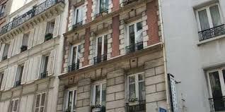 Paris 17E - Métro Brochant