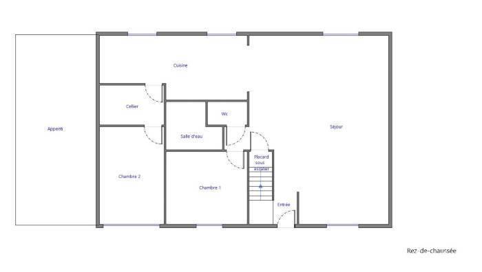 Maison 136m²