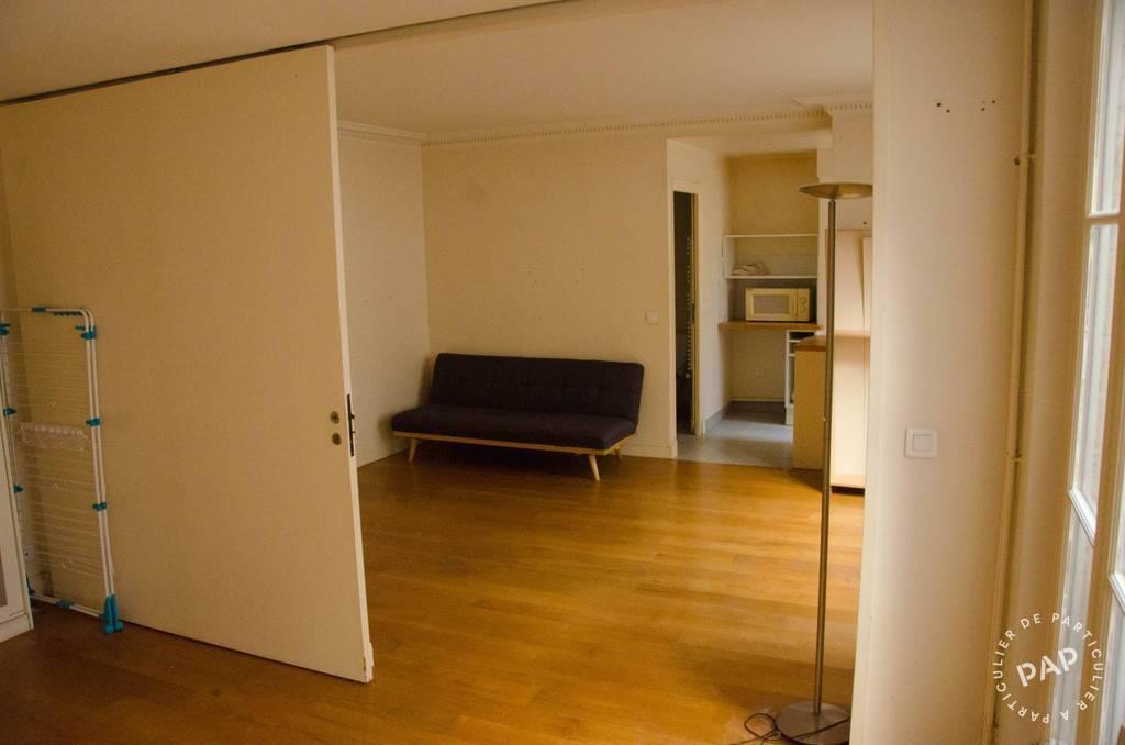 Vente appartement 2 pièces Paris 1er