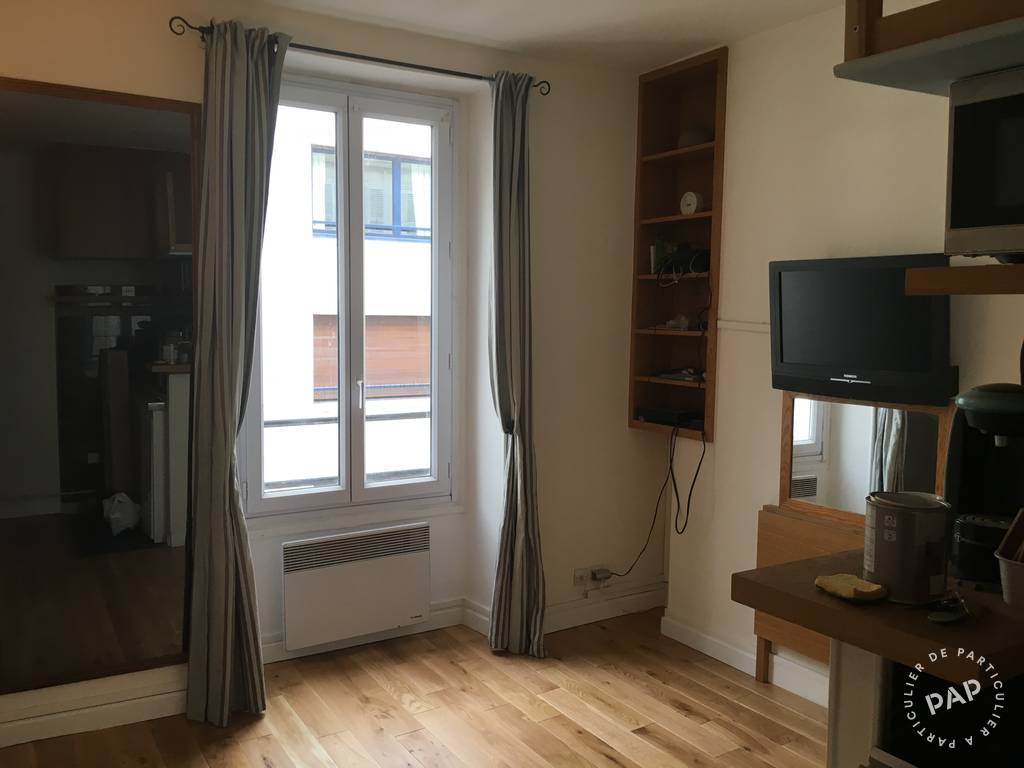 Location Logement contre services Paris 7E 12 m² 1 €