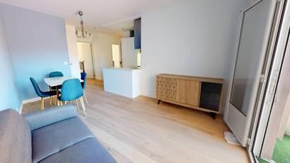Vente appartement 3pièces 54m² Nice (06) - 255.000€