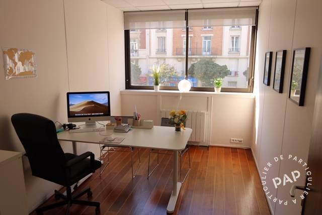 Location Bureaux et locaux professionnels Paris 17E 14m² 860€
