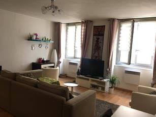 Location meublée appartement 2pièces 52m² Lyon 3E - 945€