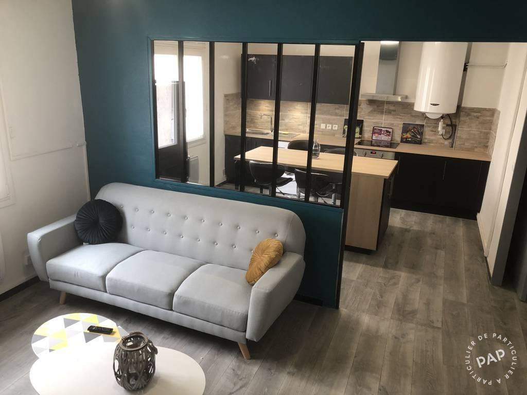 Location Appartement Beziers (34500) 55m² 700€
