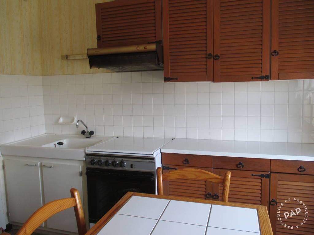 Vente Appartement Montlucon (03100) 45m² 39.000€