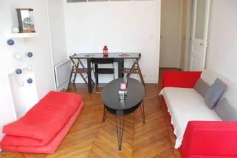 Location meublée appartement 3pièces 60m² Paris 11E - 1.850€