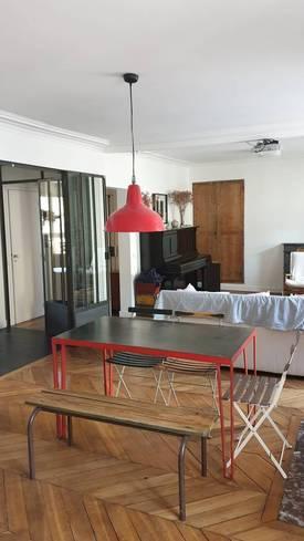 Location meublée appartement 3pièces 74m² Paris 10E - 2.399€