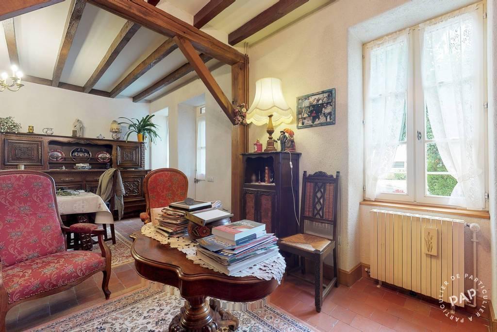 Vente maison 8 pièces Veaugues (18300)