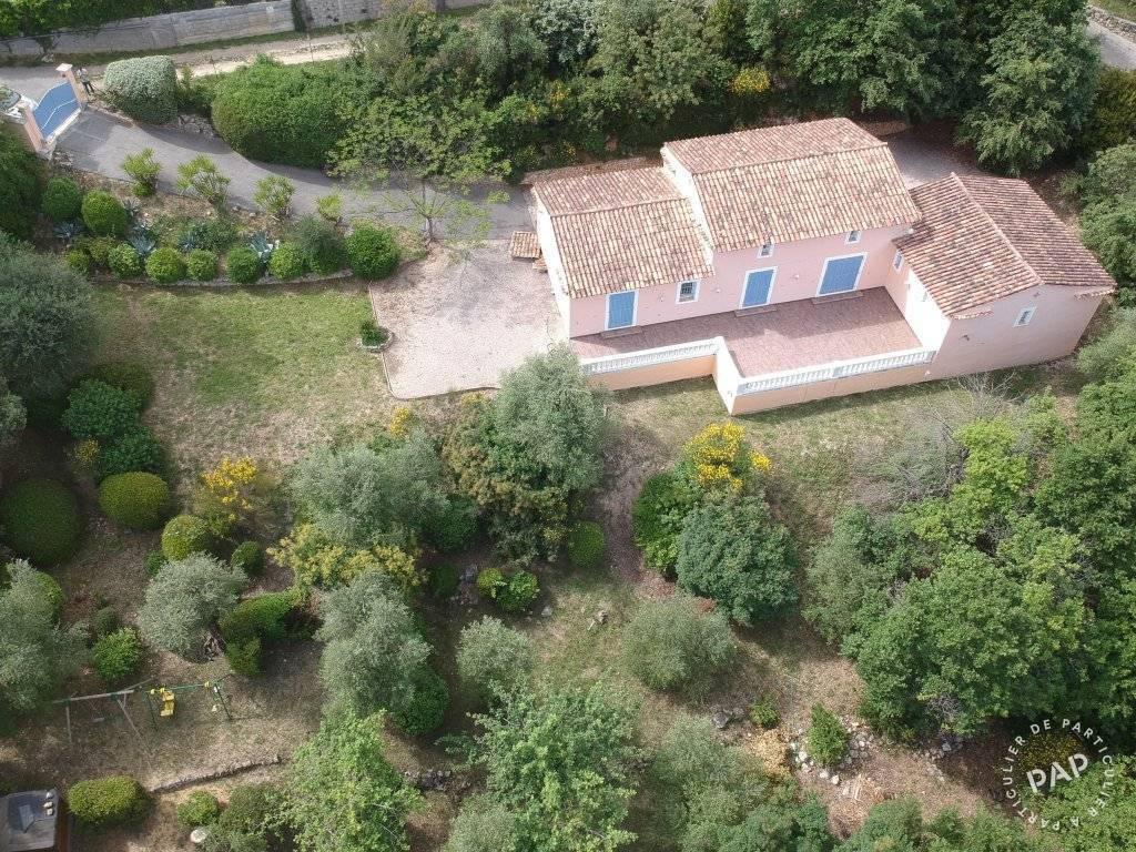 Vente Maison Le Tignet (06530) 200m² 500.000€