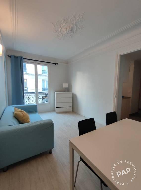 Location Appartement Paris 15E 36m² 1.320€