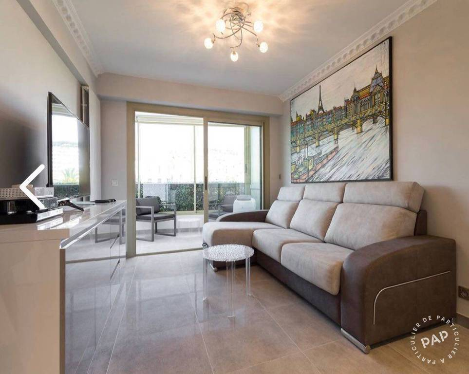 Vente Appartement Cannes Banane 55 m² 330.000 €