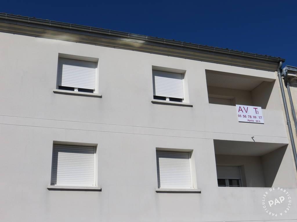 Vente Appartement Libourne 62m² 145.000€