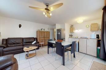 Vente appartement 3pièces 62m² Gaillard (74240) - 222.000€