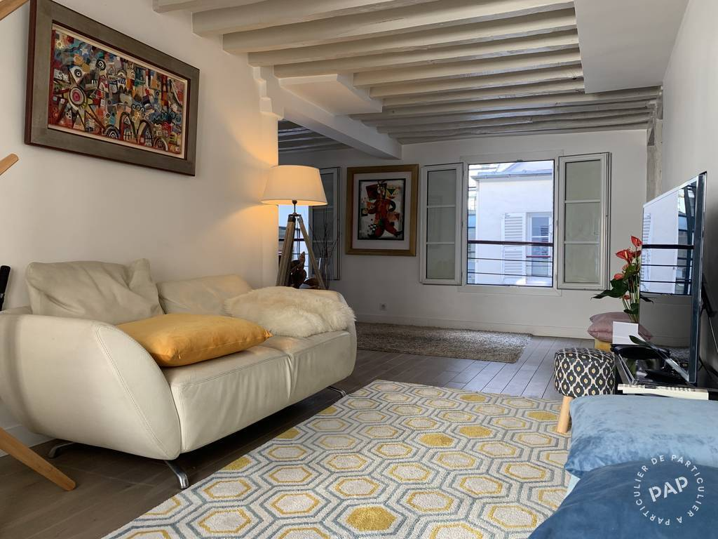 Vente Appartement Paris 9E 66m² 827.000€