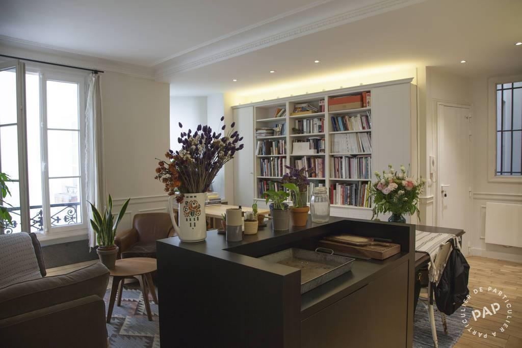 Vente Appartement Paris 9E 62m² 830.000€