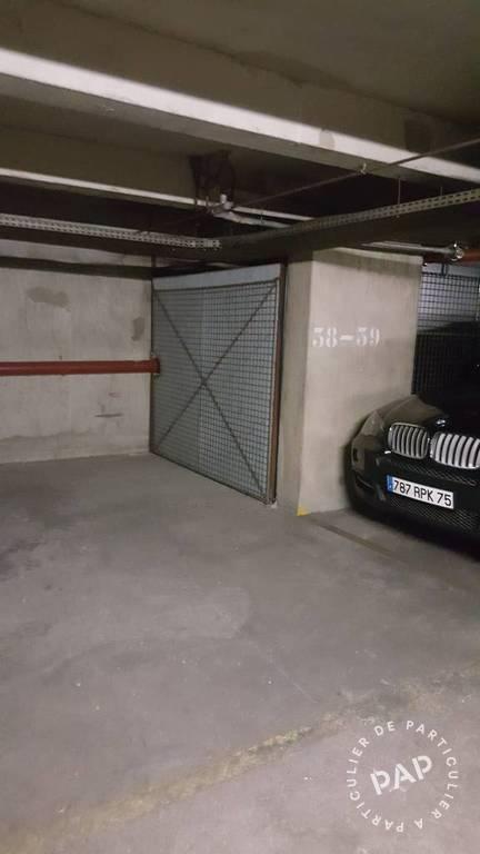 Location Garage, parking Paris 10E  200€