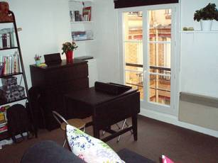 Location studio 18 m² Paris 7E - 760 €